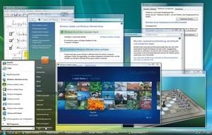 microsoft windows vista - betriebssystem