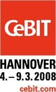 cebit 2008 logo