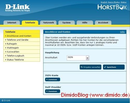 HorstBox von D-Link - Bild 7