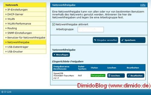 HorstBox von D-Link - Bild 12