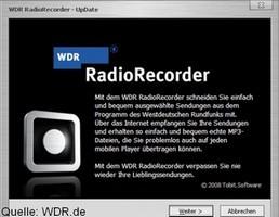 Bild - WDR RadioRecorder