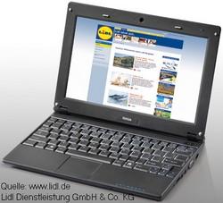 Netbook Targa Traveller 1016