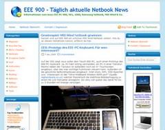 EEE 900 Blog - Screenshot