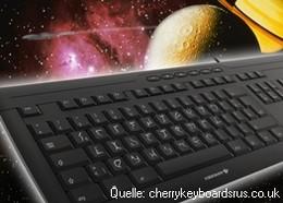 Tastatur Klingonisch - Bild von Cherry