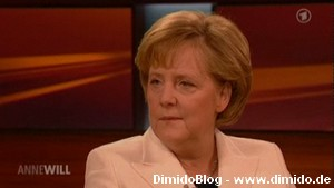 Bundeskanzlerin Merkel - eigenes Bild