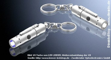 Bilder - LED LENSER V8 Turbo