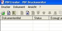 psfcreator - screenshot ausschnitt