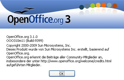 OpenOffice - OpenSource Office Suite