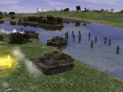 Screenshot von Spring:1944