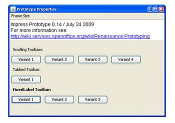 Renaissance für OpenOffice.org