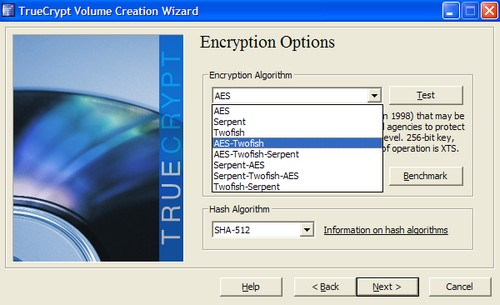 TrueCrypt - Open-Source-Programm zur Datensicherheit