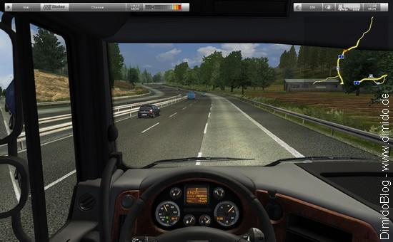 Screenshot German Truck Simulator