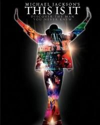 Konzertplakat zu That is it von Michael Jackson