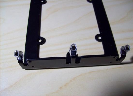 Erster Schritt - Sharkoon HDD Vibe Fixer