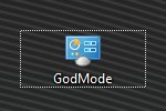 GodMode unter Windows 7, Windows 10