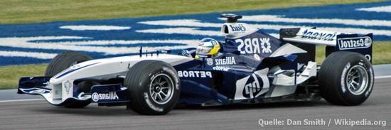Formel 1: 7 Deutsche Fahrer und das Tempolimit