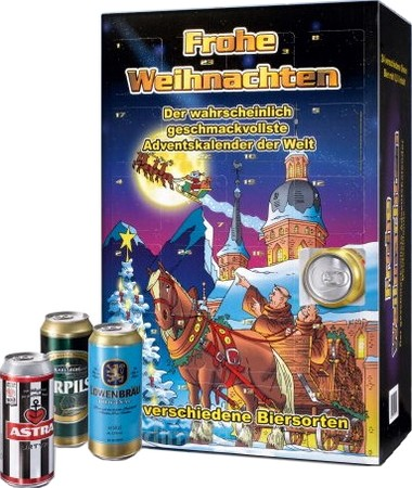 Bier-Adventskalender für uns Männer und Papas - Weltbild