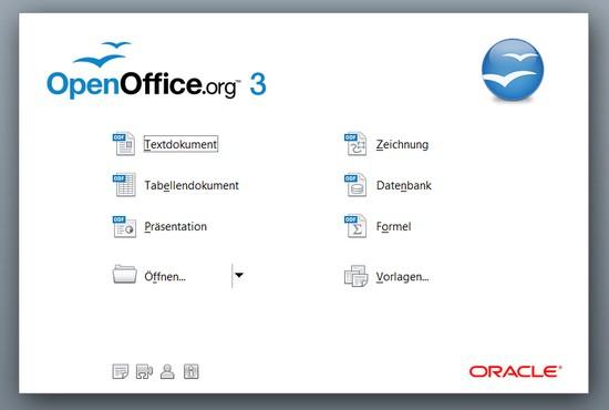 LibreOffice oder OpenOffice.org