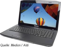 Medion Notebook mit USB 3.0 bei Aldi und Hofer