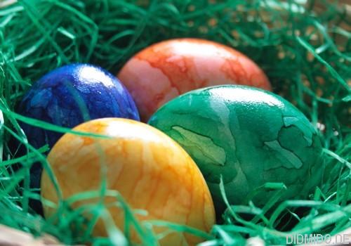 Frohe Ostern und schöne, erholsame Tage