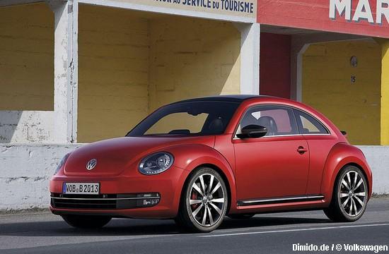 Volkswagen präsentiert neuen VW Käfer – The Beetle