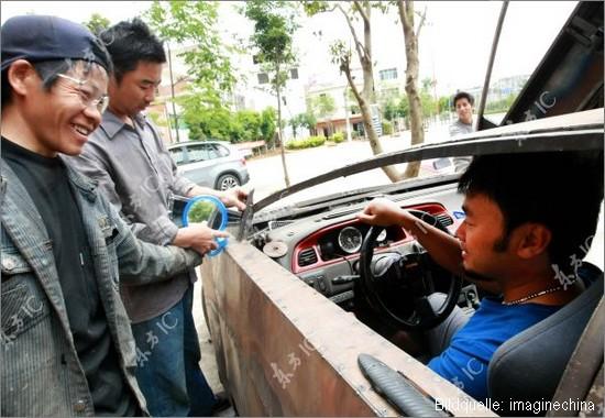 China Kopie: Lamborghini Reventon Replica