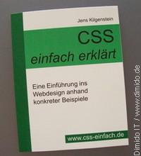 Buchvostellung: CSS einfach erklärt