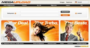 Filehoster Megaupload in den USA vor dem Gericht