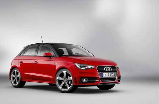 Der neue Audi A1 Sportback