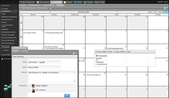 Projectplace: Dezentrales Tool für Projektmanagement