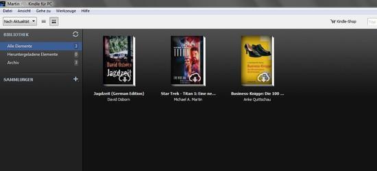 Amazon verschenkt Bücher für Kindle, auch mit Windows, Android, iPad, iPhone und Mac OS lesbar