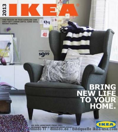 IKEA Katalog 2013 ist online