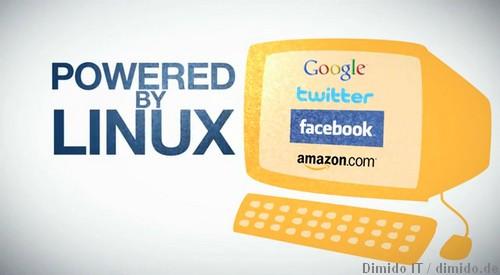 YouTube: Werbe-Video für Linux