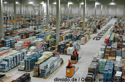 Amazon: Drittes Quartal mit Verlust, trotz Umsatzsteigerung