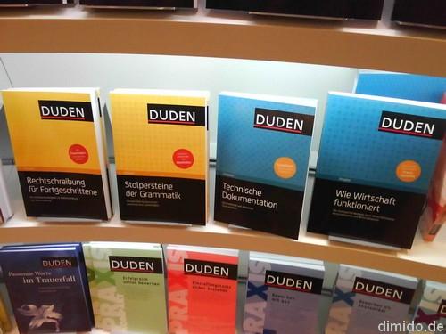 Rundgang über die Buchmesse in Frankfurt