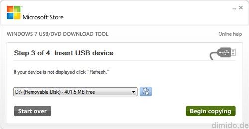 Windows 8 per USB-Stick installieren, erstellen - Anleitung, Tipp