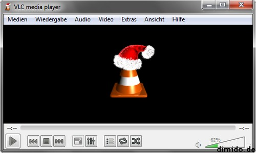 VLC Media Player Windows-8-App
