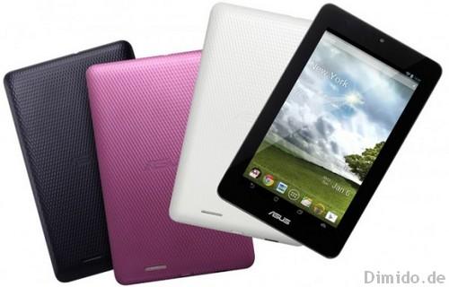 Einsteiger-Tablet: ASUS MeMo Pad ME172V