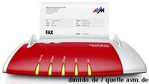 Neue Fax-Funktion nicht für FritzBox 7270