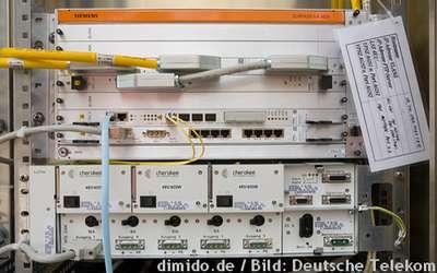 Deutsche Telekom führt Drosselung von DSL-Internetzugänge ein
