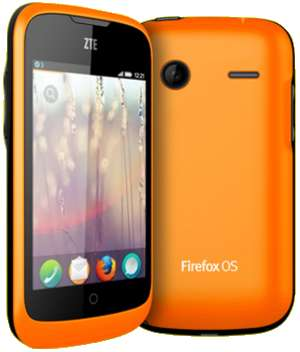 Firefox OS: Smartphone ZTE Open