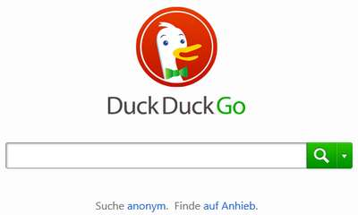 DuckDuckGo löst Google ab
