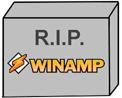 R.I.P. - Tschüss alter Freund: WinAmp schließt Ende des Jahres