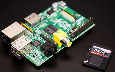 Raspberry Pi 2,5 Millionen verkaufte Mini-Computer