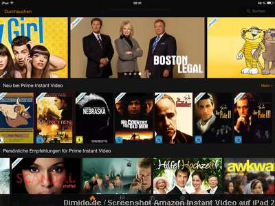 Amazon Instant Video im Test