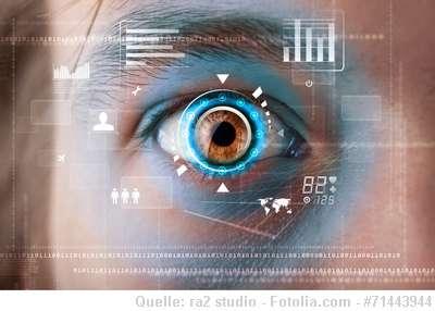 Pixelwettrüsten bei Smartphone-Displays