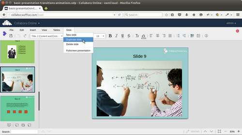 LibreOffice in der Cloud, Collabora Online