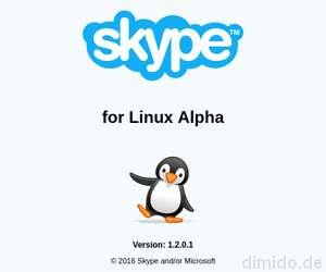 Skype auf Linux