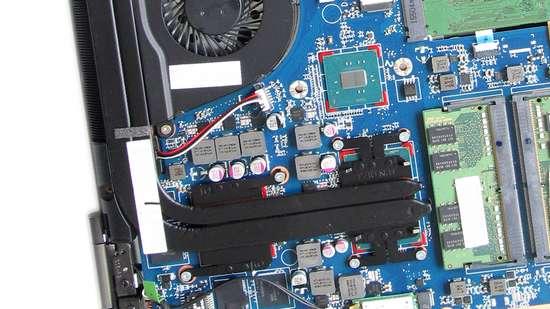 HP OMEN - Gaming-Notebook - Prozessor, Grafik und Arbeitsspeicher