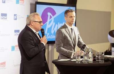 dmexco 2016 - Pressekonferenz mit dem BVDW